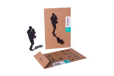 Coco Gifts online gift shop - Merivale - Mens - shadow figure nature